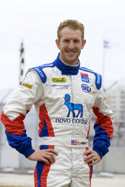 Diabetic Race Car Driver